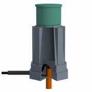 Пластиковый кесссон для скважин 1000 литров