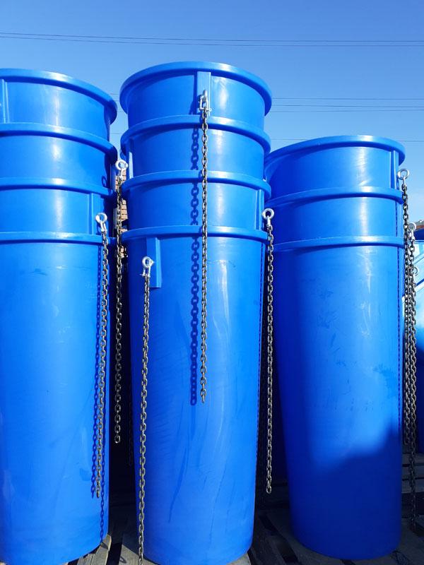 мусоросбросы строительные, секции мусоросбросов, кронштейны крепления мусоросбросов, купить в Красноярске