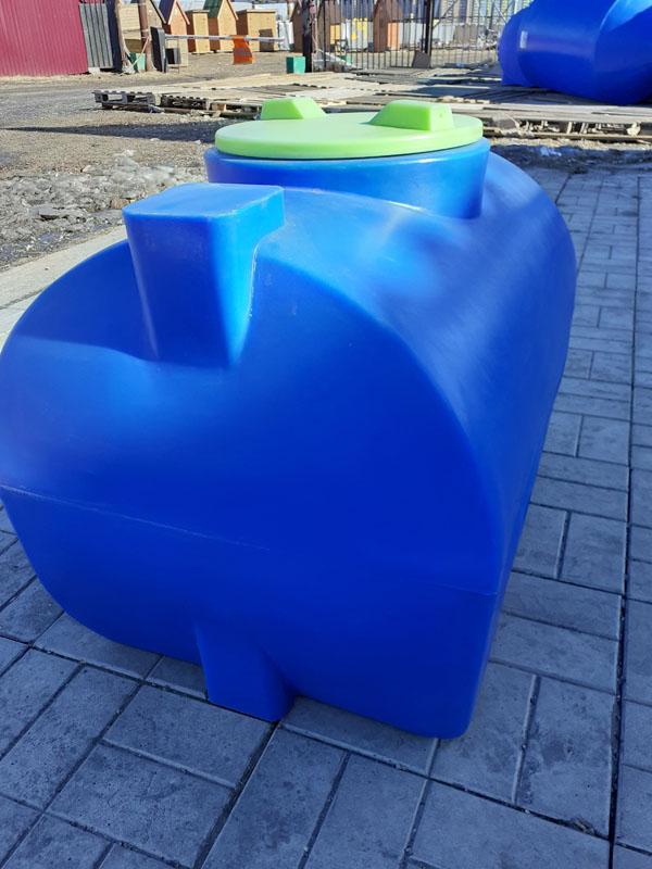 пластиковая емкость для воды горизонтальная 5 кубов купить в Красноярске
